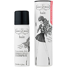 Buy Percy & Reed Reassuringly Firm Session Hold Hairspray Gift Tube, 50ml Online at johnlewis.com