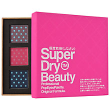 Buy Superdry Pop Eyes Eyeshadow Palette, 9 x 2.6g Online at johnlewis.com