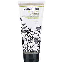 Buy Cowshed Grumpy Cow Uplifting Shower Scrub, 200ml Online at johnlewis.com