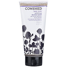 Buy Cowshed Lazy Cow Soothing Shower Scrub, 200ml Online at johnlewis.com