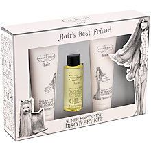 Buy Percy & Reed Hair's Best Friend Super Softening Discovery Kit Online at johnlewis.com