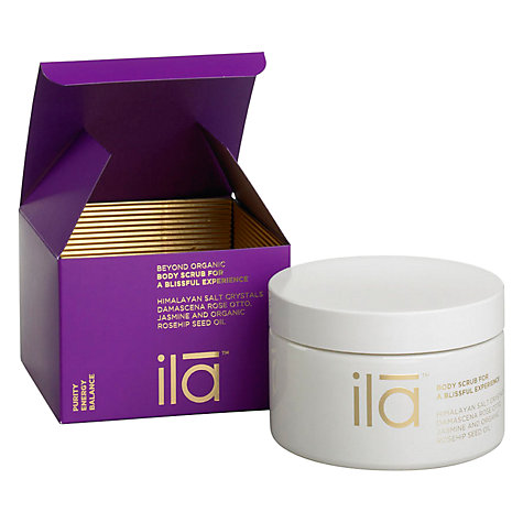 Buy Ila Spa Body Scrub for Blissful Experience, 250g Online at johnlewis.com