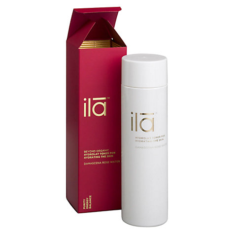Buy Ila Spa Hydrolat Toner for Hydrating the Skin, 200ml Online at johnlewis.com