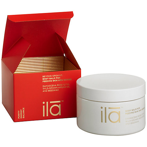 Buy Ila Spa Body Balm for Feeding Skin and Senses, 30ml Online at johnlewis.com