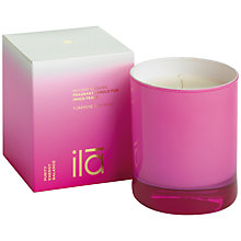 Buy Ila Spa Home Candle Online at johnlewis.com