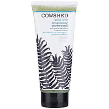 Buy Cowshed Wild Cow Invigorating Shower Scrub, 200ml Online at johnlewis.com
