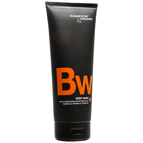 Buy Scaramouche and Fandango Body Wash, 200ml Online at johnlewis.com