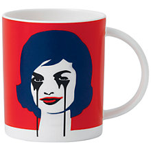 Buy Royal Doulton Street Art Pure Evil JFK's Nightmare Mug Online at johnlewis.com