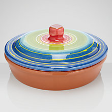 Buy John Lewis Cabo Tortilla Warmer, Swirl Online at johnlewis.com