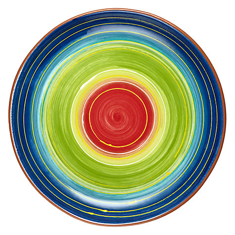 Buy John Lewis Cabo Serving Platter, Dia.38cm Online at johnlewis.com