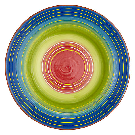 Buy John Lewis Cabo Nacho Bowl, Dia.35cm Online at johnlewis.com