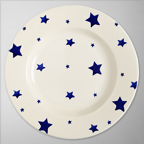Buy Emma Bridgewater Starry Skies Dessert Plate, Dia.21cm Online at johnlewis.com