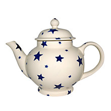 Buy Emma Bridgewater Starry Skies Tea Pot, 1.4L Online at johnlewis.com