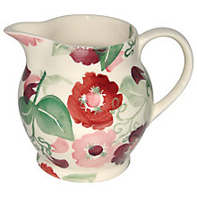 Buy Emma Bridgewater Zinnias Jug Online at johnlewis.com