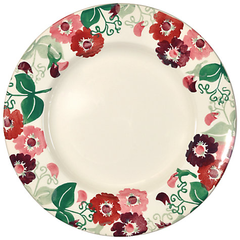 Buy Emma Bridgewater Zinnias Dinner Plate Online at johnlewis.com