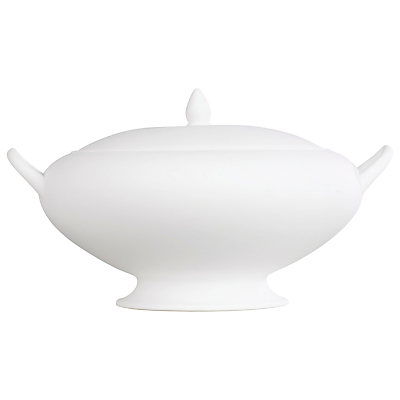 Wedgewood White Soup Tureen