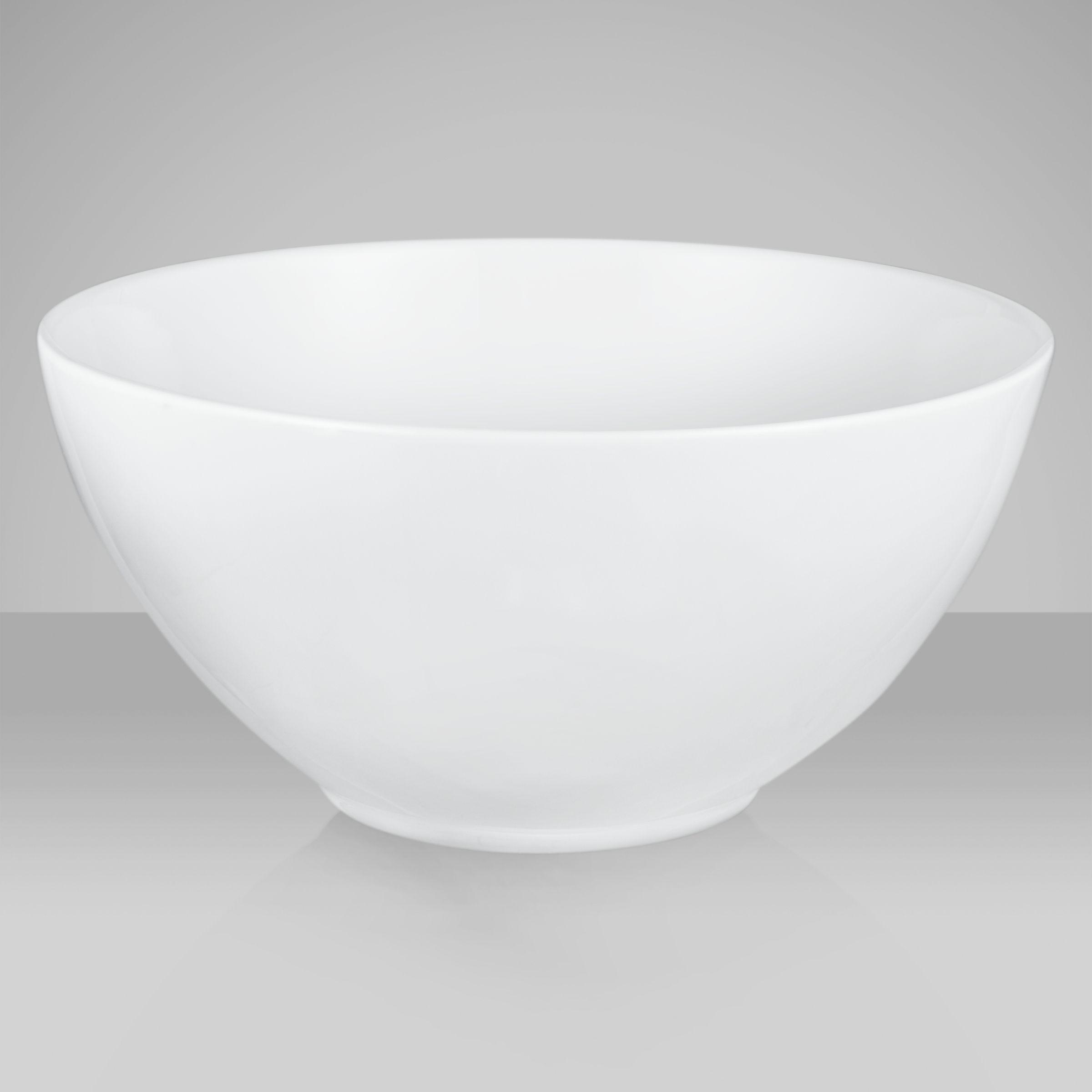 Jasper Conran Jasper Conran for Wedgwood White Collection Salad Bowl