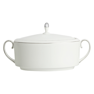 Vera Wang for Wedgwood Blanc sur Blanc Soup Tureen