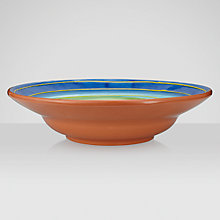 Buy John Lewis Cabo Nacho Bowl, Dia.23cm Online at johnlewis.com