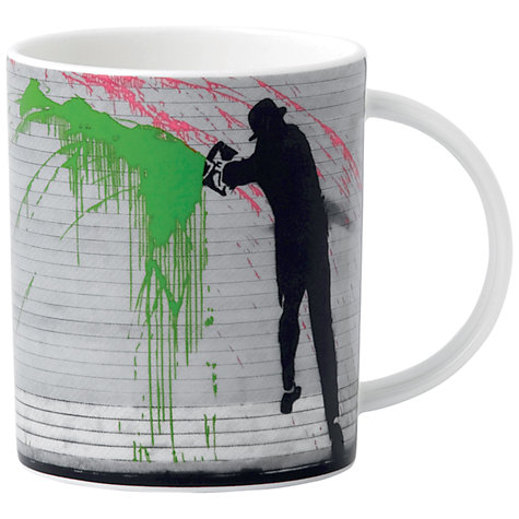 Buy Royal Doulton Street Art Nick Walker Chuckers Mug Online at johnlewis.com