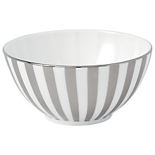 Buy Jasper Conran for Wedgewood Platinum Gift Bowl Online at johnlewis.com