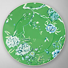 Buy Jasper Conran for Wedgwood Chinoiserie Green Dinner Plate Online at johnlewis.com