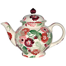 Buy Emma Bridgewater Zinnias Teapot Online at johnlewis.com