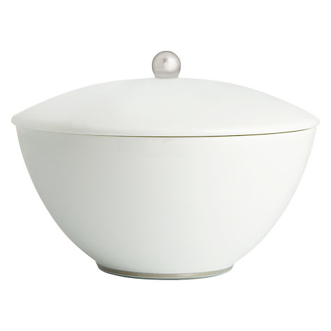 Buy Jasper Conran for Wedgwood Platinum Covered Serving Dish Online at johnlewis.com