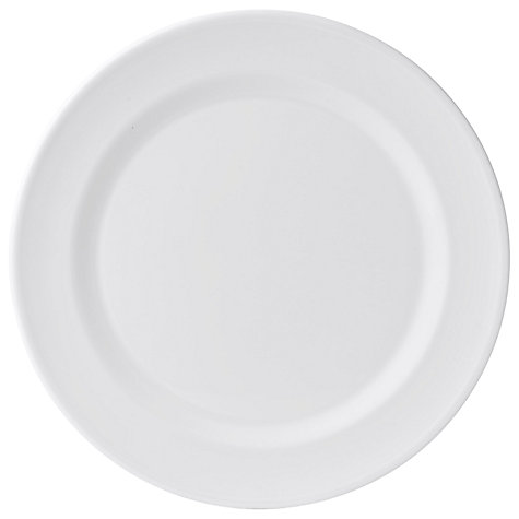 Buy Wedgwood White Round Dish Online at johnlewis.com