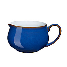 Buy Denby Imperial Blue Sauceboat Online at johnlewis.com