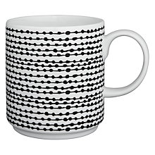 Buy House by John Lewis Marbles Chains Mug Online at johnlewis.com