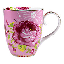 Buy PiP Studio Big Flower Mug Online at johnlewis.com