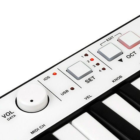 Buy iRig Keys, Mini Keyboard Controller Online at johnlewis.com