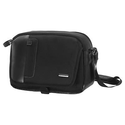 Samsonite Fotonox Shoulder Bag 100 for DSLR Cameras, Black