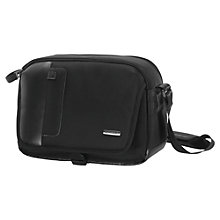 Buy Samsonite Fotonox Shoulder Bag 100 for DSLR Cameras, Black Online at johnlewis.com