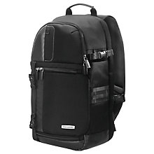 "Buy Samsonite Fotonox Sling Backpack for DSLR Cameras and 13.3"" Laptops, Black Online at johnlewis.com"