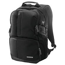 "Buy Samsonite Fotonox Backpack 200 for DSLR Cameras and Laptops up to 13.3"", Black Online at johnlewis.com"