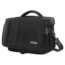 Buy Samsonite Fotonox Toploader 400 Messenger Bag for DSLR Cameras, Black Online at johnlewis.com