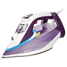 Buy Philips GC4918/30 Azur Steam Iron Save £10 and FREE Fabric Shaver Online at johnlewis.com