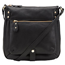 Buy John Lewis Carlyle Large Square Across Body Bag Online at johnlewis.com