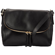Buy COLLECTION by John Lewis Hayley Leather Crossbody Handbag Online at johnlewis.com