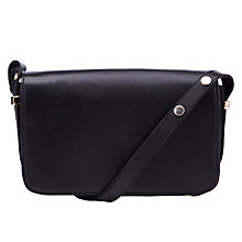 Buy COLLECTION by John Lewis Ebury Leather Shoulder Handbag Online at johnlewis.com