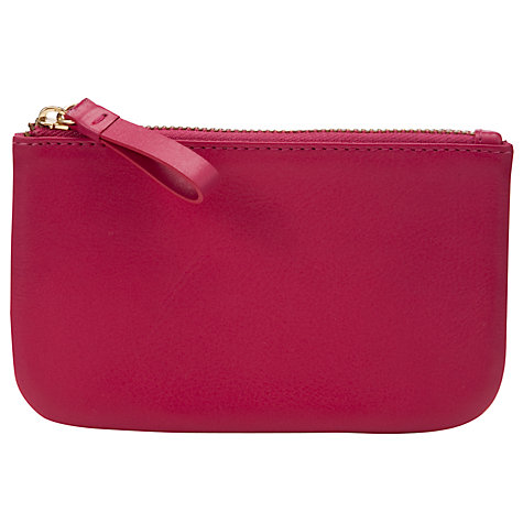Buy COLLECTION by John Lewis Hayley Leather Coin Purse Online at johnlewis.com