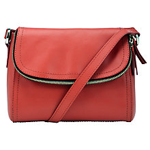 Buy COLLECTION by John Lewis Hayley Leather Across Body Handbag Online at johnlewis.com