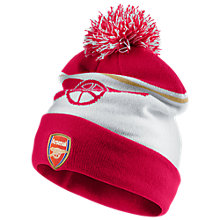 Buy Nike Arsenal Beanie, Red/White Online at johnlewis.com