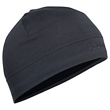 Buy Icebreaker Mogul Beanie, Black Online at johnlewis.com
