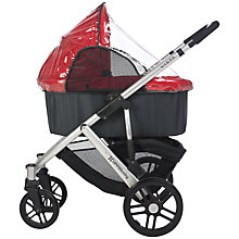 Buy Uppababy Vista Carrycot Rain Cover Online at johnlewis.com