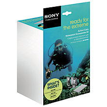 Buy Sony Action Cam Ski/Surf Kit Online at johnlewis.com