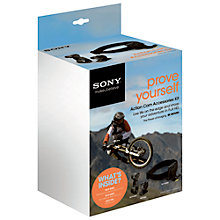 Buy Sony Action Cam Mix Kit Online at johnlewis.com