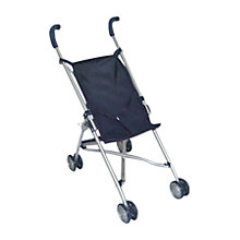Buy John Lewis Blue Roma Buggy Online at johnlewis.com